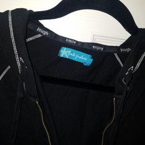 Buddha beach jacket feel good jersey size Large
